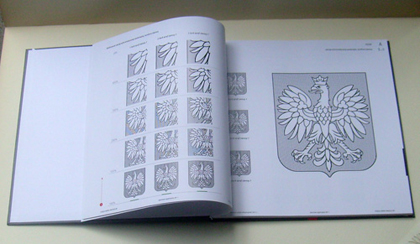 book of the crest - pages